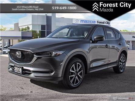 2018 Mazda CX-5 GT (Stk: ML0169) in London - Image 1 of 15