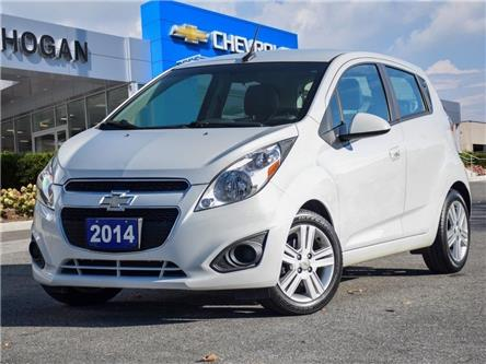 2014 Chevrolet Spark 1LT CVT (Stk: WN514346) in Scarborough - Image 1 of 28