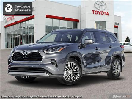 2021 Toyota Highlander Hybrid Limited (Stk: 90764) in Ottawa - Image 1 of 23