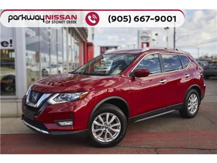 2017 Nissan Rogue  (Stk: N1742) in Hamilton - Image 1 of 23