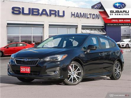 2018 Subaru Impreza Sport (Stk: S8604A) in Hamilton - Image 1 of 30