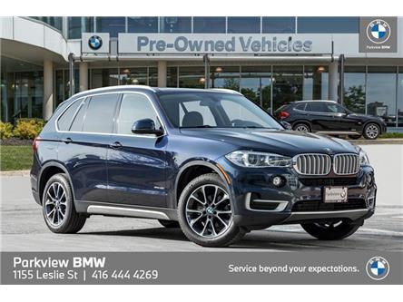 2017 BMW X5 xDrive35i (Stk: 302944A) in Toronto - Image 1 of 22