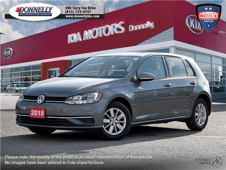 2019 Volkswagen Golf  (Stk: KUR2448) in Kanata - Image 1 of 26