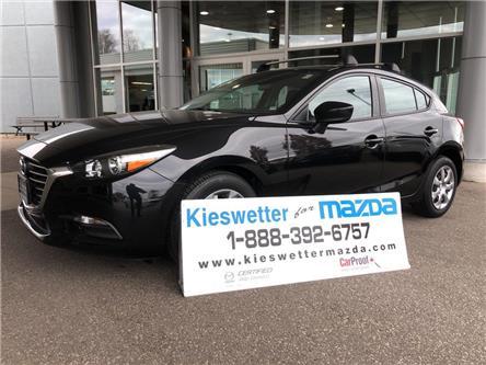 2017 Mazda Mazda3 Sport GX (Stk: U4066) in Kitchener - Image 1 of 29