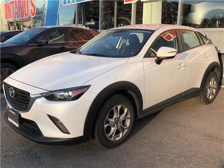2018 Mazda CX-3 GS (Stk: P3105) in Toronto - Image 1 of 19