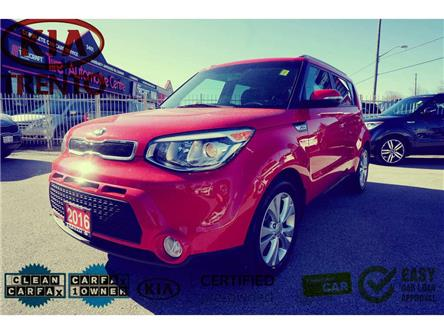 2016 Kia Soul  (Stk: k0547) in North York - Image 1 of 28