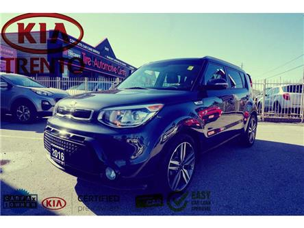 2016 Kia Soul  (Stk: 8640A) in North York - Image 1 of 30