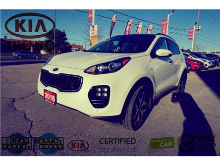 2018 Kia Sportage SX Turbo (Stk: KNDPRC) in North York - Image 1 of 30