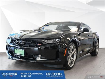 2021 Chevrolet Camaro 1LT (Stk: 21-046) in Leamington - Image 1 of 30