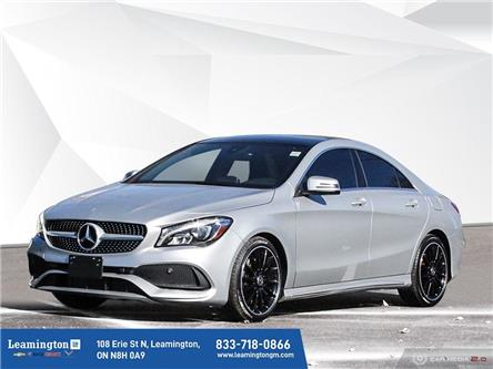 2018 Mercedes-Benz CLA 250 Base (Stk: U4561) in Leamington - Image 1 of 30