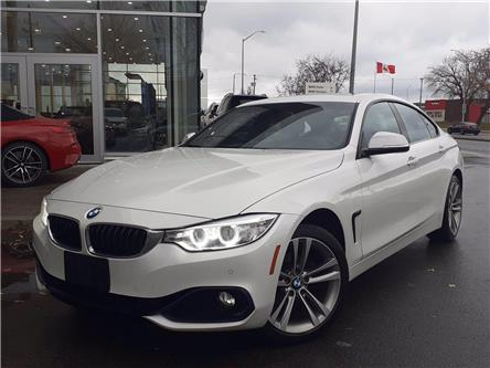 2017 BMW 430i xDrive Gran Coupe (Stk: 13972A) in Gloucester - Image 1 of 27