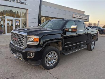 2017 GMC Sierra 2500HD Denali (Stk: 21131A) in Orangeville - Image 1 of 23