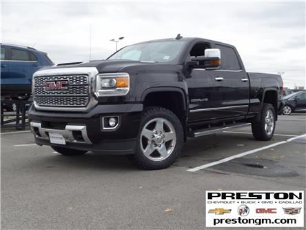 2018 GMC Sierra 3500HD Denali (Stk: 0211901) in Langley City - Image 1 of 28