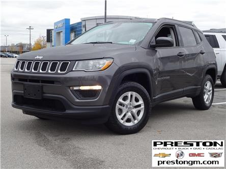 2018 Jeep Compass Sport (Stk: 1200751) in Langley City - Image 1 of 29