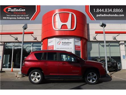 2014 Jeep Compass Sport/North (Stk: BC0125) in Greater Sudbury - Image 1 of 32