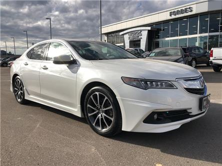 2015 Acura TLX Tech (Stk: 801325) in Waterloo - Image 1 of 30