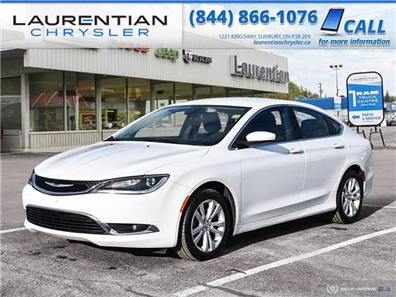 2015 Chrysler 200 Limited (Stk: 20194B) in Sudbury - Image 1 of 26