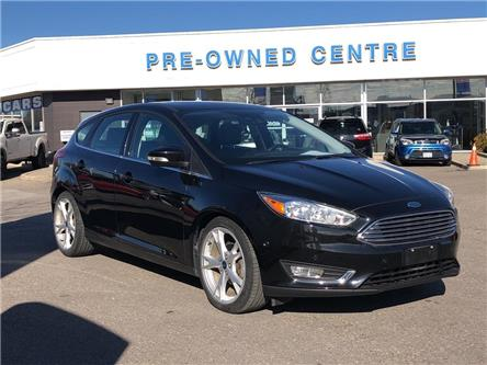 2015 Ford Focus  (Stk: P01186A) in Brampton - Image 1 of 8