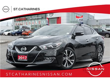 2017 Nissan Maxima SL (Stk: P2827) in St. Catharines - Image 1 of 20