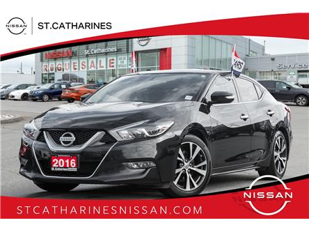 2016 Nissan Maxima SL (Stk: RG20147A) in St. Catharines - Image 1 of 19