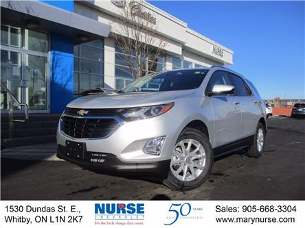 2021 Chevrolet Equinox LT (Stk: 21T037) in Whitby - Image 1 of 30