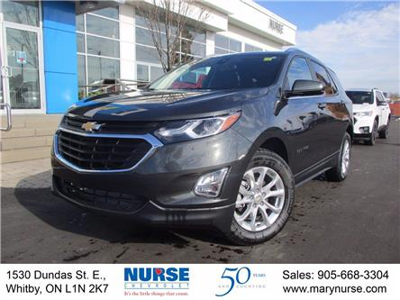 2021 Chevrolet Equinox LT (Stk: 21T034) in Whitby - Image 1 of 30