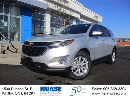 2021 Chevrolet Equinox LT (Stk: 21T035) in Whitby - Image 1 of 27