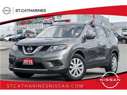 2016 Nissan Rogue S (Stk: P2822) in St. Catharines - Image 1 of 17
