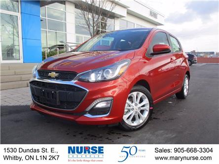 2021 Chevrolet Spark 1LT CVT (Stk: 21M006) in Whitby - Image 1 of 24