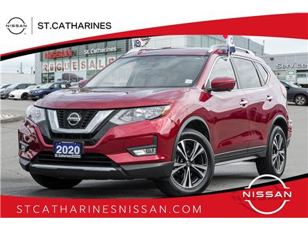 2020 Nissan Rogue SV (Stk: P2839) in St. Catharines - Image 1 of 19