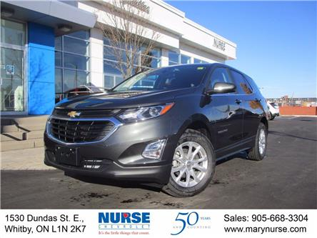 2021 Chevrolet Equinox LT (Stk: 21T036) in Whitby - Image 1 of 28