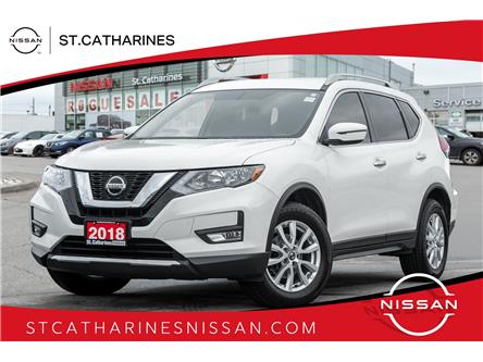 2018 Nissan Rogue SV (Stk: P2796A) in St. Catharines - Image 1 of 18