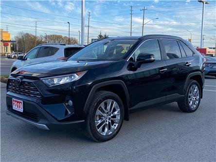 2019 Toyota RAV4 Limited (Stk: W5200) in Cobourg - Image 1 of 29