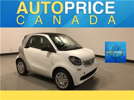 2018 Smart fortwo electric drive Passion (Stk: W2148) in Mississauga - Image 1 of 24