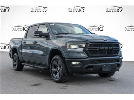 2021 RAM 1500 Big Horn (Stk: 44287) in Innisfil - Image 1 of 27