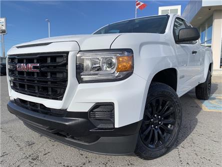 2021 GMC Canyon Elevation Standard (Stk: 52779) in Carleton Place - Image 1 of 22