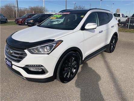 2018 Hyundai Santa Fe Sport 2.0T Ultimate (Stk: T13331) in Smiths Falls - Image 1 of 7