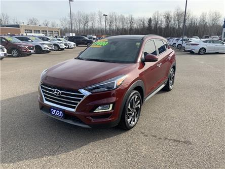 2020 Hyundai Tucson Ultimate (Stk: P3211) in Smiths Falls - Image 1 of 7