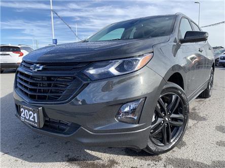 2021 Chevrolet Equinox LT (Stk: 17411) in Carleton Place - Image 1 of 23