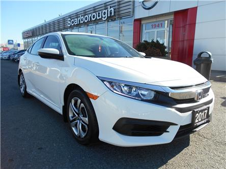 2017 Honda Civic LX (Stk: Y20198A) in Scarborough - Image 1 of 23