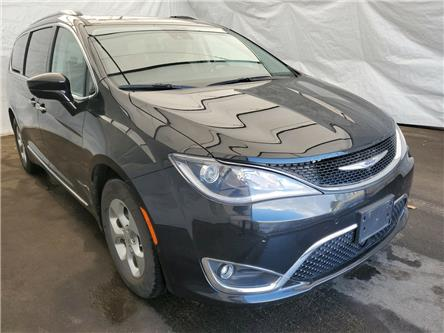 2017 Chrysler Pacifica Touring-L Plus (Stk: U2114) in Thunder Bay - Image 1 of 14