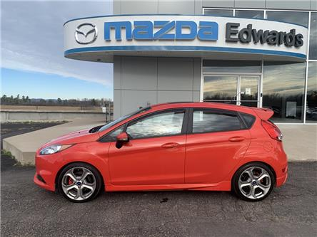 2015 Ford Fiesta ST (Stk: 22512) in Pembroke - Image 1 of 12