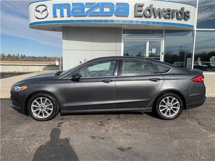 2017 Ford Fusion SE (Stk: 22511) in Pembroke - Image 1 of 10