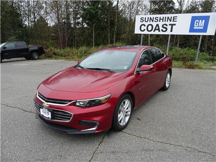2017 Chevrolet Malibu Hybrid Base (Stk: SC0199) in Sechelt - Image 1 of 17