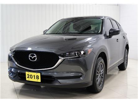 2018 Mazda CX-5 GX (Stk: M21006A) in Sault Ste. Marie - Image 1 of 15