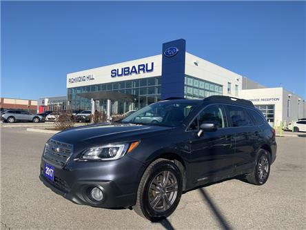 2017 Subaru Outback 3.6R Limited (Stk: P03949) in RICHMOND HILL - Image 1 of 14