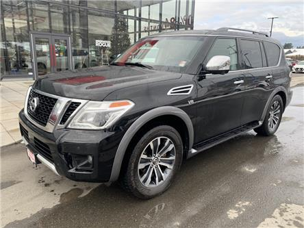 2017 Nissan Armada SL (Stk: UT1521) in Kamloops - Image 1 of 14