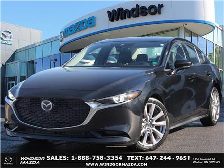 2019 Mazda Mazda3 GT (Stk: PR2653) in Windsor - Image 1 of 26