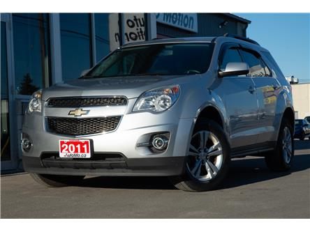 2011 Chevrolet Equinox 1LT (Stk: 20857) in Chatham - Image 1 of 21