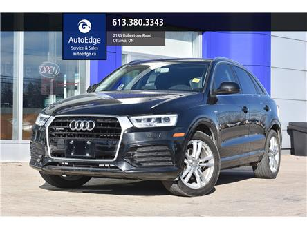 2016 Audi Q3 2.0T Technik (Stk: A0406) in Ottawa - Image 1 of 27